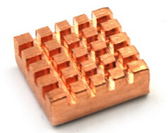 【YwRobot】 Raspberry Pi Accessories P pure copper heat sink with adhesive