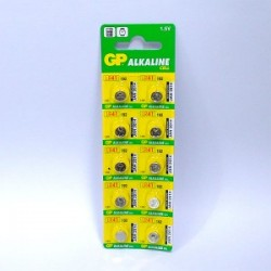 GP192-10BP(1.5V 24mAh/LR41)
